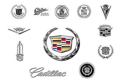 Häufig ACRT - Actualité: Cadillac, Un Nouveau Logo Pour 2015  PZ25