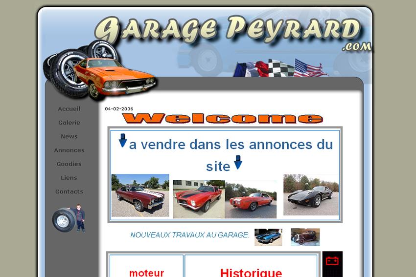 Garage peyrard dans la rubrique garages fr annuaire for Garage auto electronique
