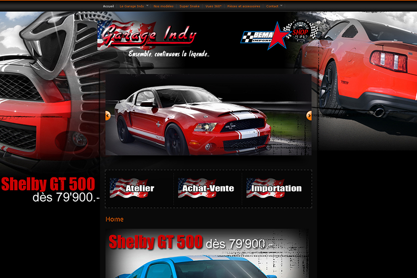 Garage indy dans la rubrique garages ch annuaire for Garage auto electronique