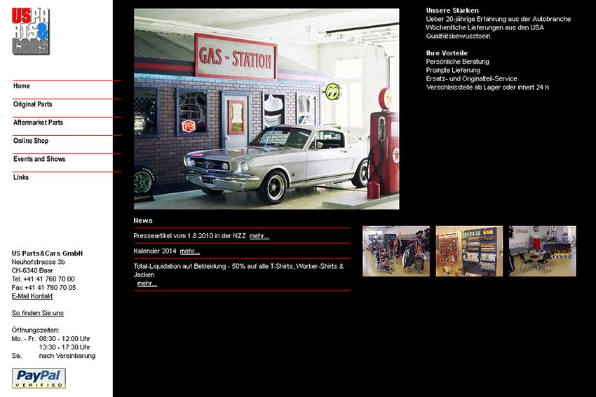 us parts cars dans la rubrique pi ces d tach es annuaire lectronique acrt site officiel. Black Bedroom Furniture Sets. Home Design Ideas