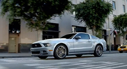 New Ford Mustang 2013